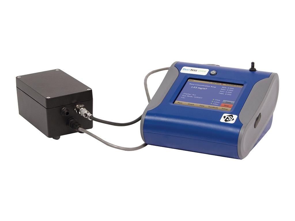 DustTrak™ DRX 气溶胶监测仪 8533EP